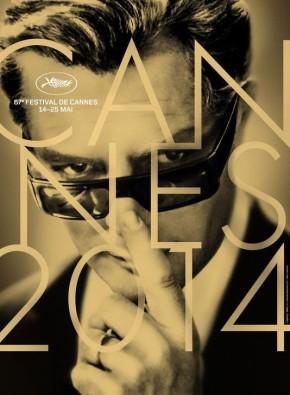 Affiche officielle Cannes 2014