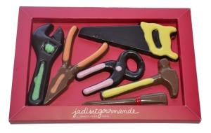 Boite CP avec outils de couleur