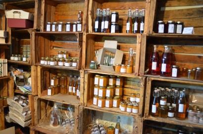 Le Domaine du Sotré http://www.domainedusotre.fr/ Produits naturels du terroir