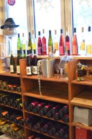 """Vins de fruits """"Les Cuvées Vosgiennes"""" http://www.cuveesvosgiennes.fr/ A goûter : vin de foin, de rhubarbe,..."""