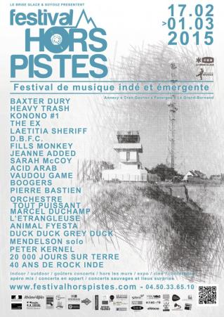 Festival Hors Pistes 2015