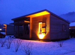 Un bungalow du Domaine de Champé