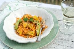 Quinola Mothergrain - Mangue, Carotte et Crevettes 4