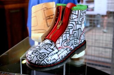 La chaussure de Coralie,