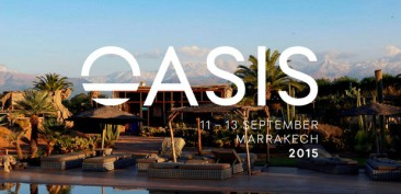 Oasis Festival. DR.