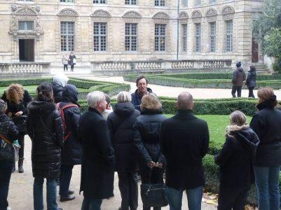 Une balade dans le Marais par Un jour de plus à Paris. DR.